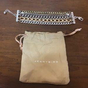 Jenny Bird Austin Cuff Bracelet